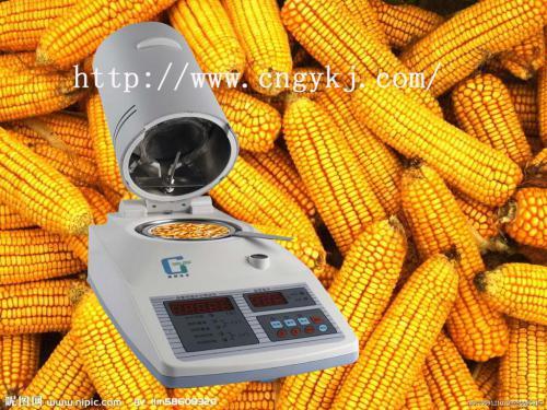 玉米水分测定仪操作方法