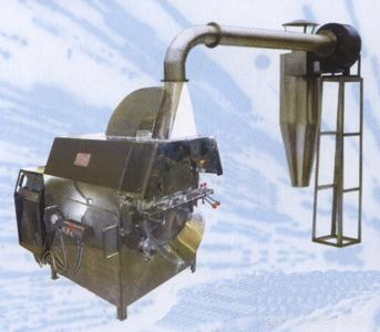 CY550/800型桶式炒药机