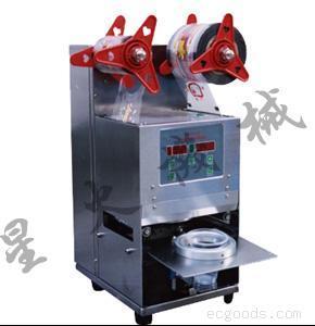 湖南  口杯自动封盖机(全不锈钢)/自动口杯封盖机(全不锈钢