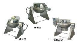 可倾式夹层锅/电加热