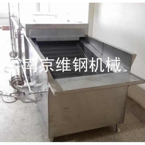 供应直线网带喷淋式清洗机